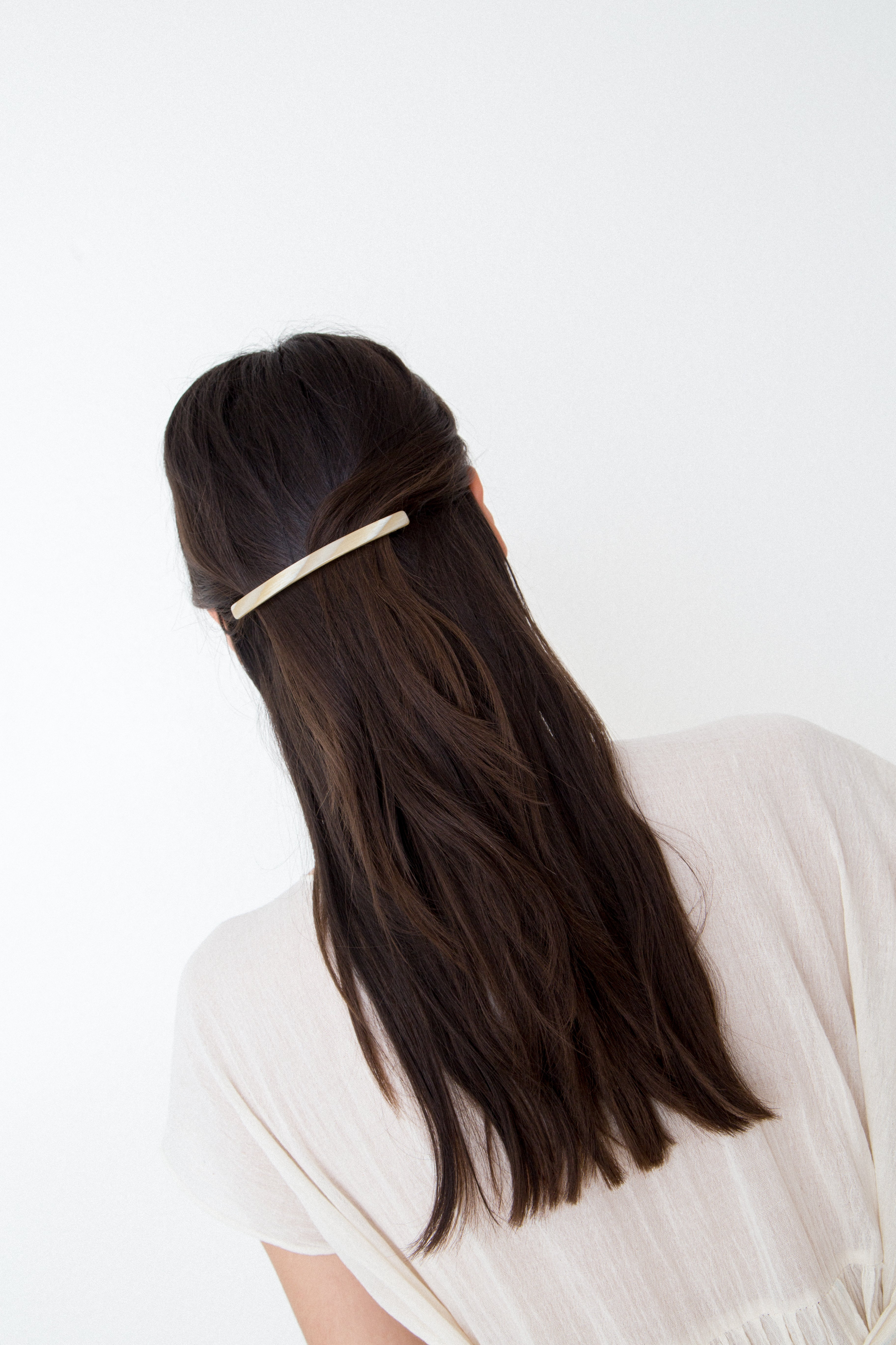 French barrette