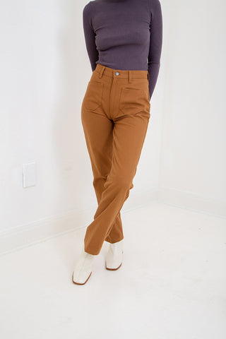 Perfected Ranch Pant - Rust Canvas