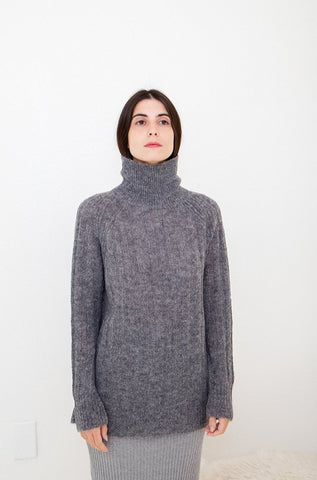 Vera Sweater - Charcoal