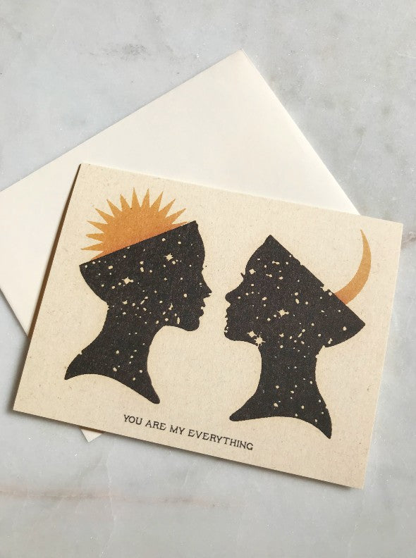 You Are My Everything Card