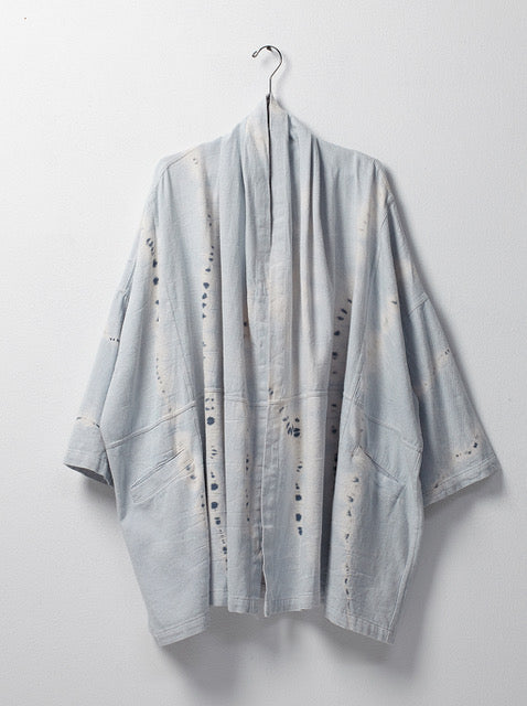 Haori Coat - Ice Wash