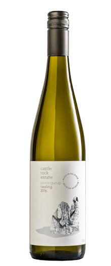 Castle Rock Estate Riesling 2016 (museum release)