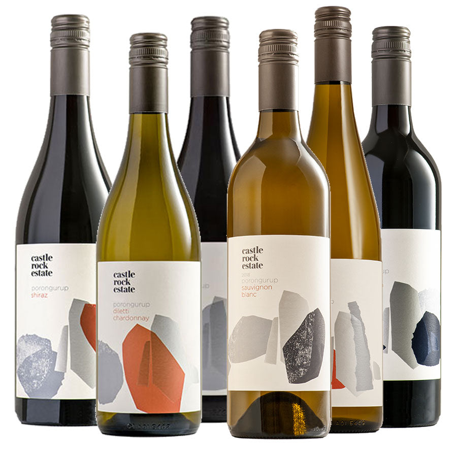 Castle Rock Estate Tasting Pack