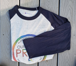 2014 PrideFest Jersey Shirts - Sizes L and XL
