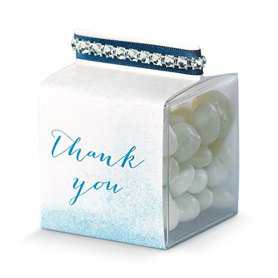 Aqueous Favor Box