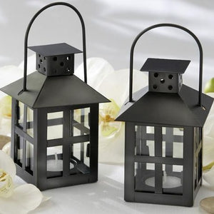 Luminous Tea Lantern - Black