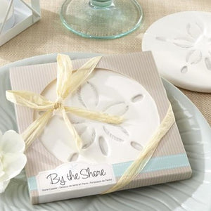 Sand Dollar Design Coaster