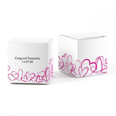 Contemporary Hearts Cube