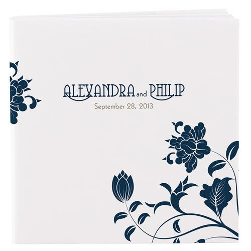 Personalized Wedding Favor Notepad