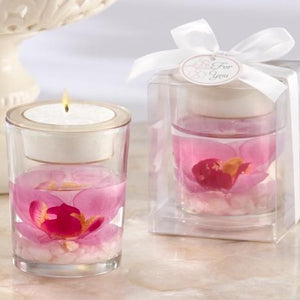 Orchid Tealight Holder