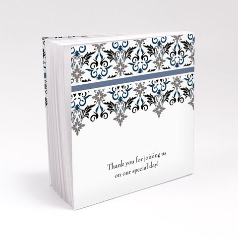 Ornate Monogram Notepad