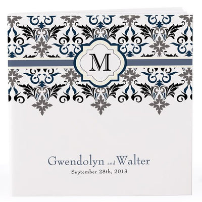 Unique Wedding Favor Stylish Notepad