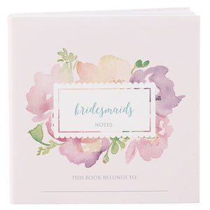 Watercolor Florals Notepad