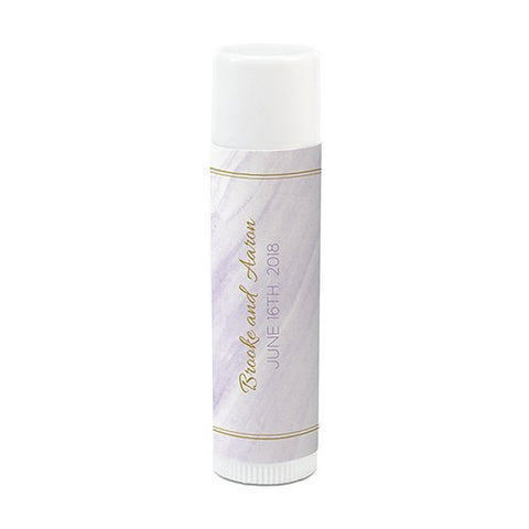 Wedding Favor Lip Balm