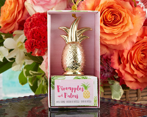 Pineapple Power - Gold