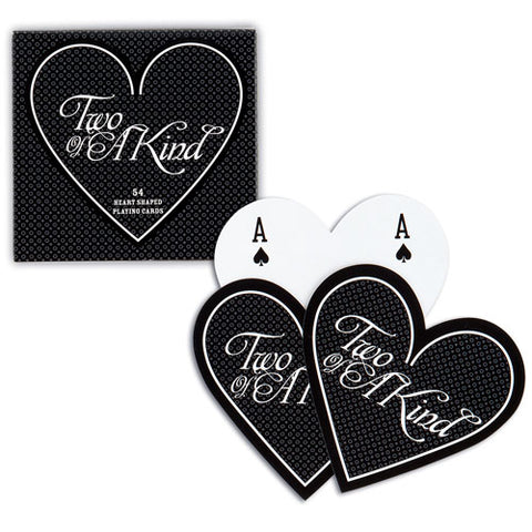 Two Of A Kind Playing Cards Wedding Favors Forever Wedding Favors