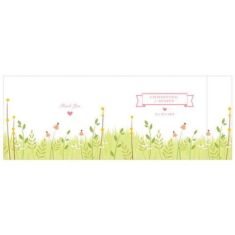 Flower Fields Notepad