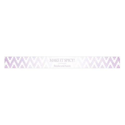Ikat Paper Wrap Ribbon