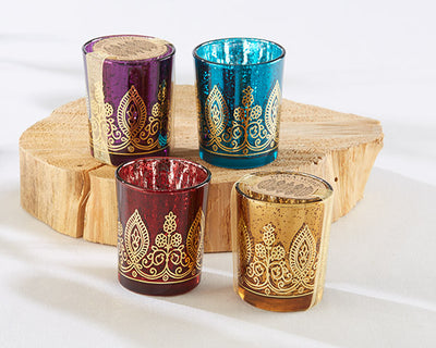 Indian Jewel Henna Votives