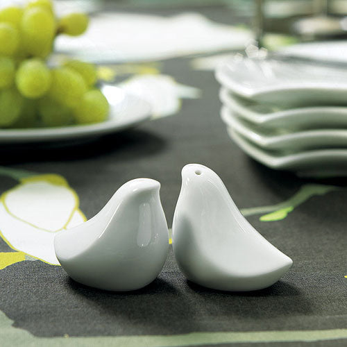 Birds of a Feather Salt and Pepper Shakers