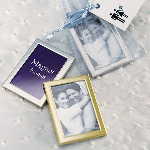 Mini Photo Frame Magnet Set