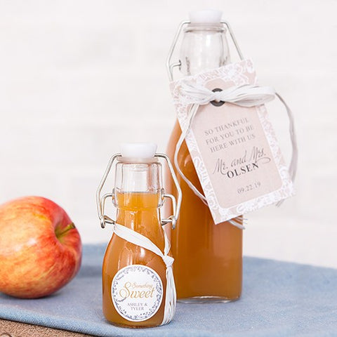 Sweet Mini Swing-Top Glass Bottle