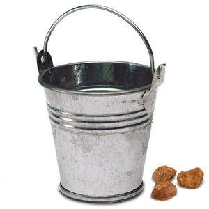 Mini Metal Pails Wedding Favor