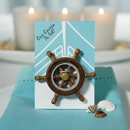 Steer the Ship Magnet Favor Gift
