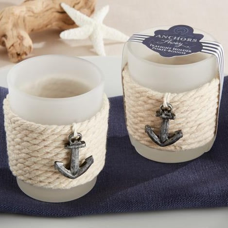 Anchors Away Tealight Holder