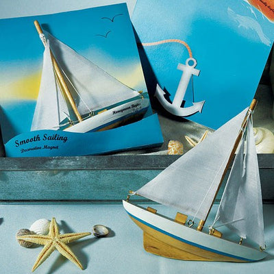 Sail Away Magnet