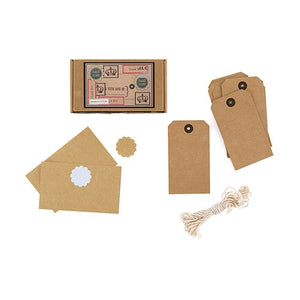 Vintage Shipping Tag DIY Kit