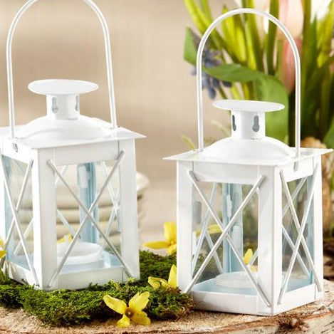 White Luminous Mini-lantern