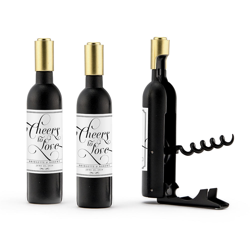 Mini Wine Bottle