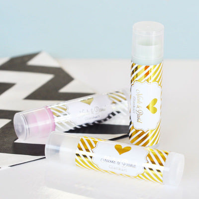Cute and Shiny Lip Balm