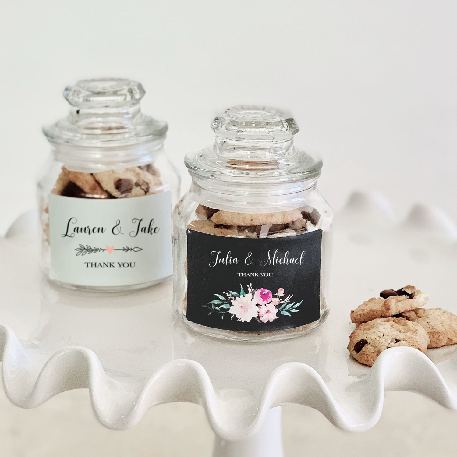 Mini Cookie Jars