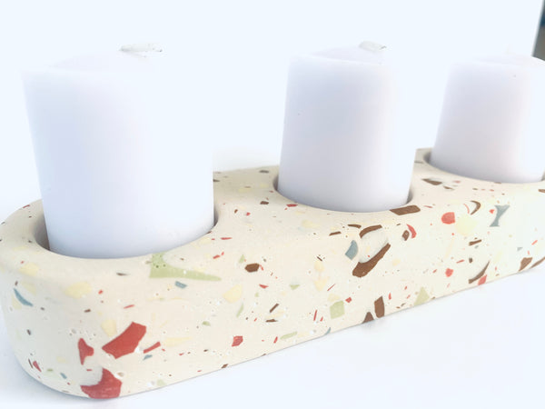 Tea Light Holder- 3