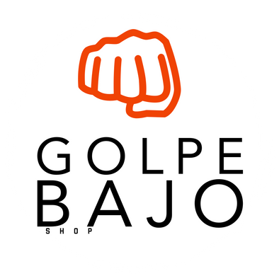 Golpe Bajo Sticker