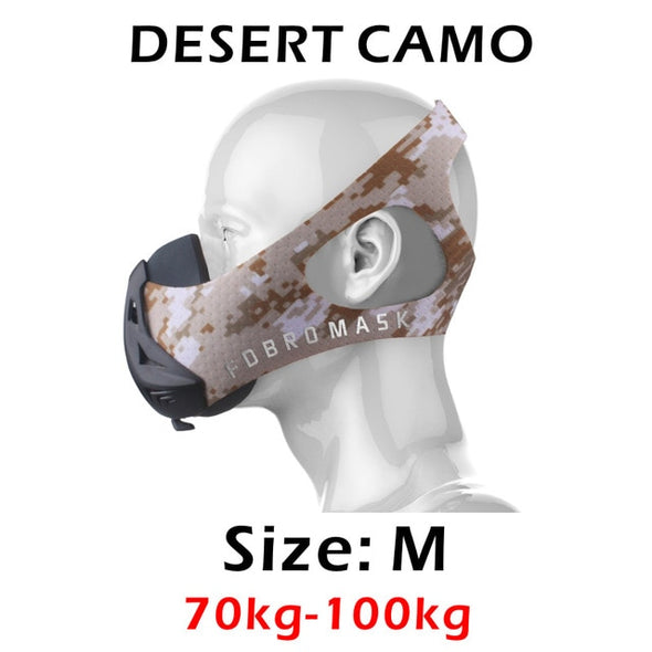High Altitude Simulation Sport Mask