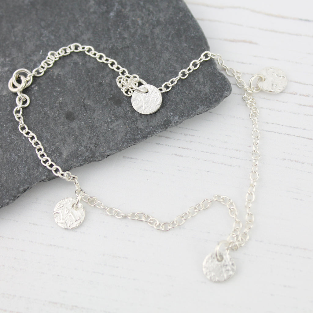 Silver Anklets & Toe Rings