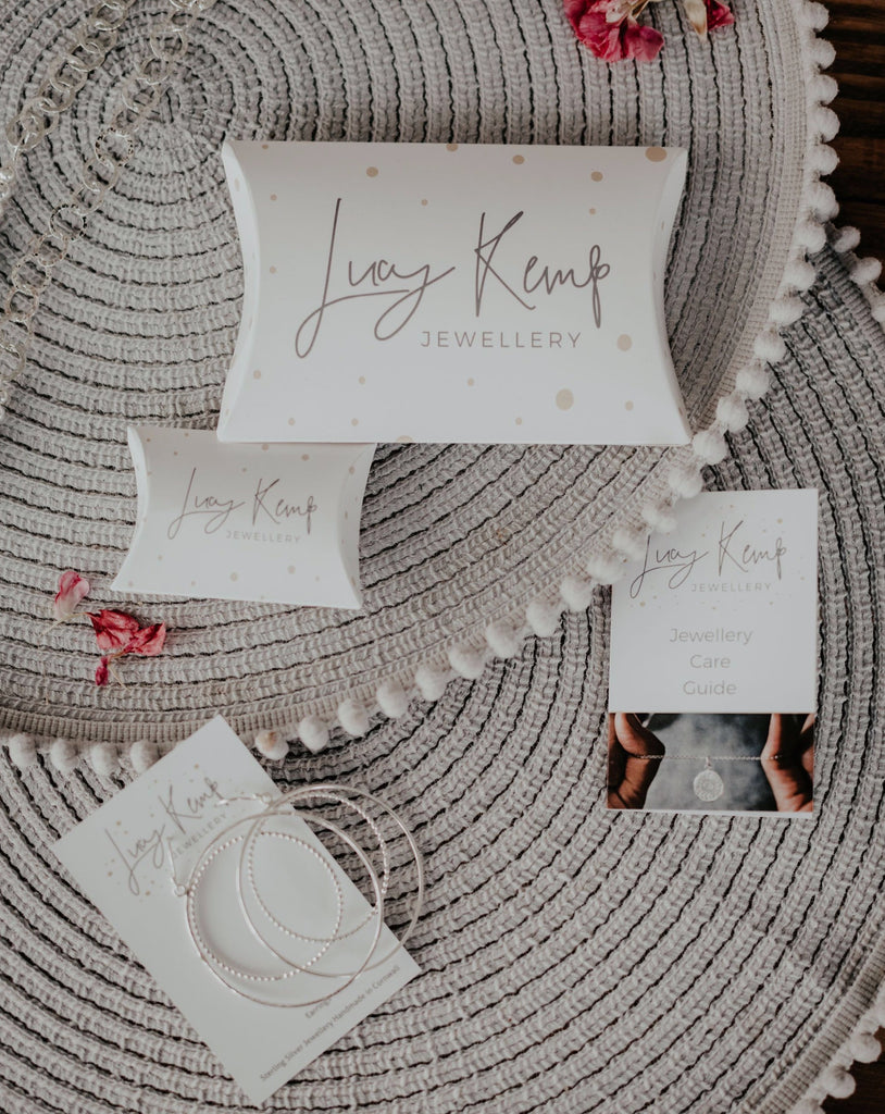 Lucy Kemp jewellery Packaging