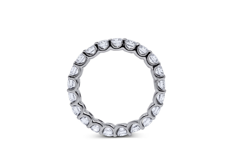 Diamond Eternity Ring - Sydney Rosen