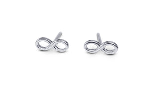 Infinity Earrings - Sydney Rosen
