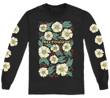 Load image into Gallery viewer, Flowers Long Sleeve T Shirt