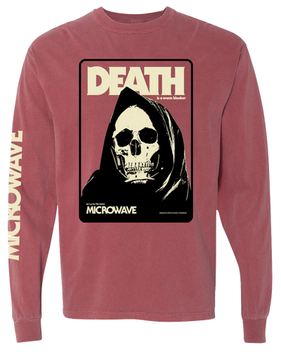 Death Skull Long Sleeve T Shirt
