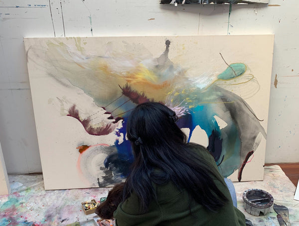 Studio Visit with Jessica Matier