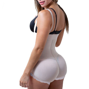 Seamless Bodysuit Shaper