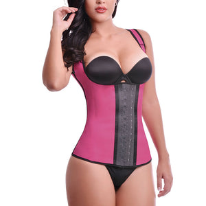Waist Trainer Latex Vest