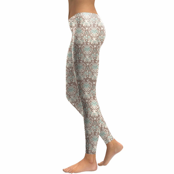 Elk Birds Leggings