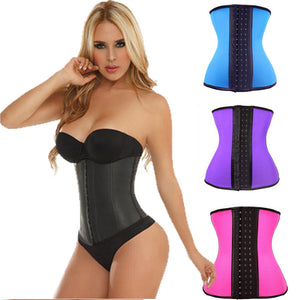 Waist Trainer Latex 3 Hook