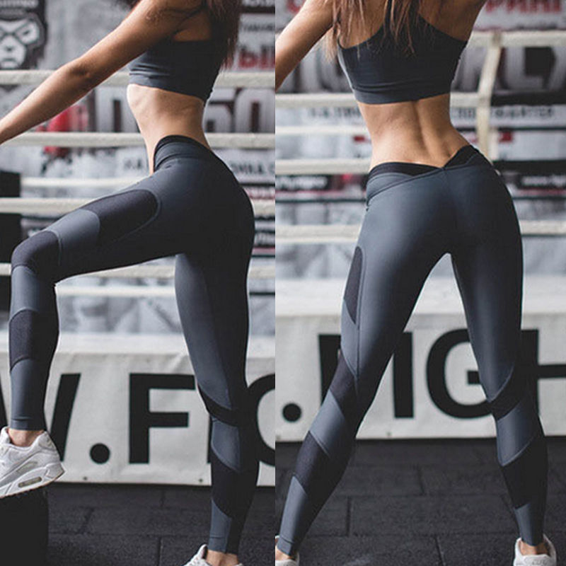 High Cut Fitness Leggings